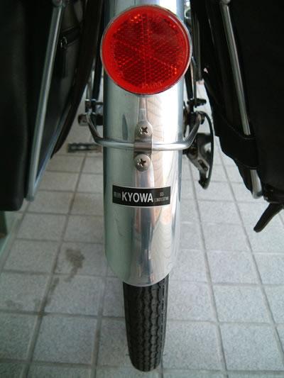 自転車旅行の自転車ランドナー ...