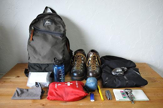 bf20360929e5 登山の装備と持ち物リスト / 初心者の山歩き・登山入門
