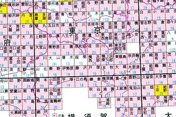 登山地図「地形図」の読み方と楽しみ | 初心者のための登山入門