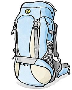 ff26fd6e67db 登山用ザック(リュックサック)の選び方 / 初心者の登山・山歩き入門